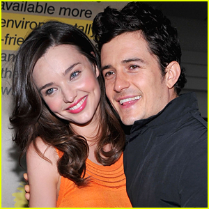 Orlando Bloom Sends Sweet Birthday Message to Miranda Kerr
