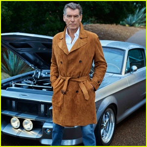 Pierce Brosnan Talks About Losing First Wife & Daughter to Ovarian Cancer