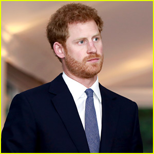 Prince Harry Honors His Mom's Work to Eliminate Landmines
