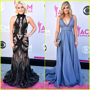 RaeLynn & Lauren Alaina Hit ACM Awards 2017 Red Carpet
