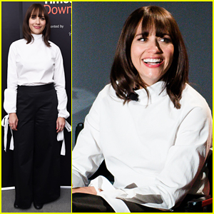 Rashida Jones Makes Decisions 'Out Of Love And Not Fear'