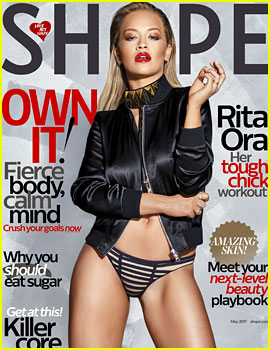 Rita Ora Loves Her 'Curvy' Body: 'I'm a Size 28 in Jeans'