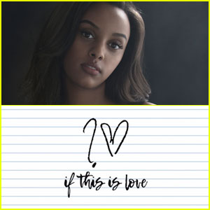 Singer Ruth B. Drops Lyric Video For Her New Single 'If This Is Love' - Watch Now! (Exclusive)