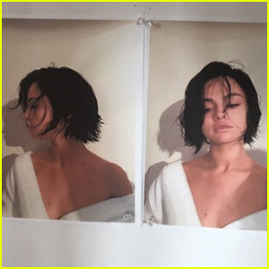 The Truth Behind Selena Gomez's Super Short Haircut Instagram Revealed!