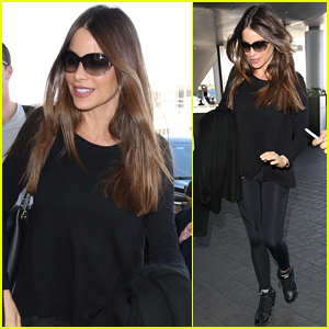 Sofia Vergara is Enjoying Her Vacation in Rome!