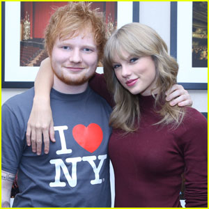 Taylor Swift Praises Her 'Brilliant' Friend Ed Sheeran For Time's '100 Most Influential People' Essay