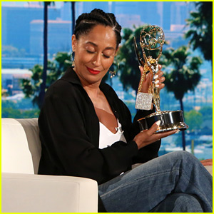 Tracee Ellis Ross Lost Her Golden Globe Award - Watch Now!