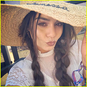 Vanessa Hudgens is Having So Much Fun at Weekend Two of Coachella!