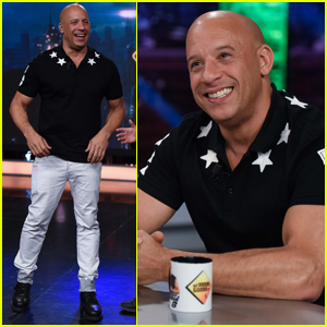 Vin Diesel Says Rumors of Dwayne Johnson Feud Blown Out of Proportion