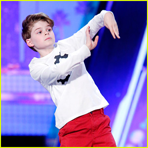 12-Year-Old Boy Tells Emotional Story Through Dance on 'America's Got Talent' (Video)