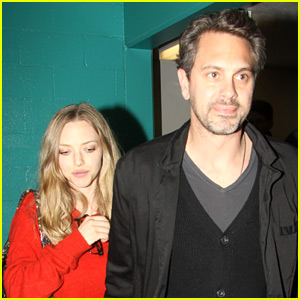 Amanda Seyfried & Thomas Sadoski Have a Date Night in LA!