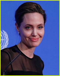 Angelina Jolie Brings Daughter Shiloh to Renaissance Fair