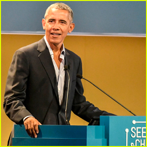 Barack Obama Gives First Speech Since Leaving Office At Seeds&Chips Summit - Watch Here!