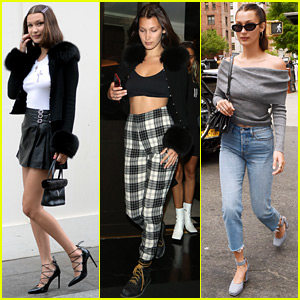 Bella Hadid's Street Style Is On Point This Week - See Photos!