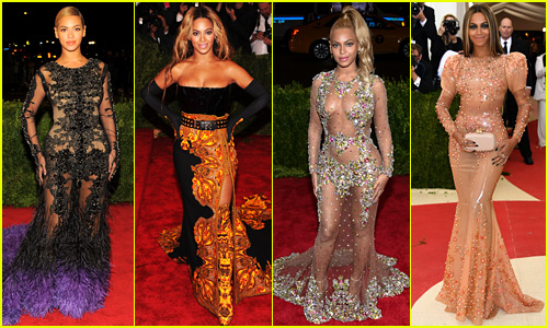 Is Beyoncé Going to Met Gala 2017? See Her Style Evolution!