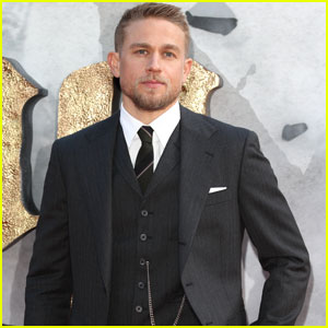 Charlie Hunnam Had to Convince Guy Ritchie to Cast Him in 'King Arthur: Legend of the Sword'