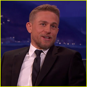 Charlie Hunnam Talks James Bond Rumors with Conan (Video)
