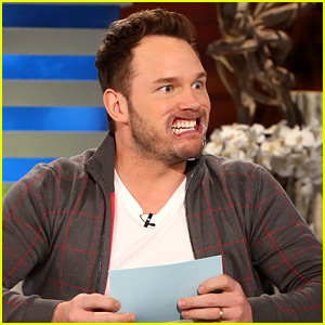 Chris Pratt's Game of Speak Out is a Three Minute Laugh Fest!
