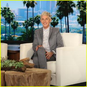 Ellen DeGeneres Announces Netflix Stand-Up Special (Video)