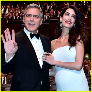 George & Amal Clooney's Twins Are Arriving Soon!