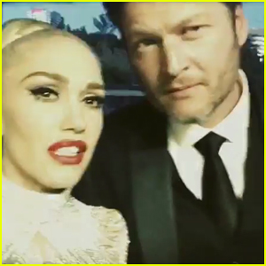 Gwen Stefani Cheers Up Blake Shelton After 'The Voice' Finale - Watch!