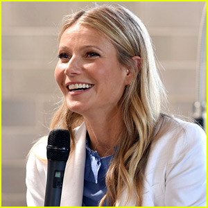 Gwyneth Paltrow Explains How She Balances Goop & Acting