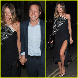 Heidi Klum & Vito Schnabel Enjoy Date Night in London