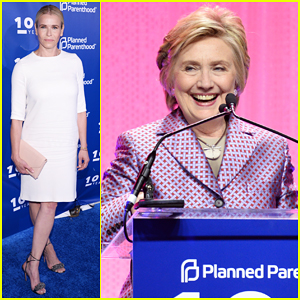Hillary Clinton Calls Out 'Groups Of Men' Trying To Strip Away Funding From Planned Parenthood!