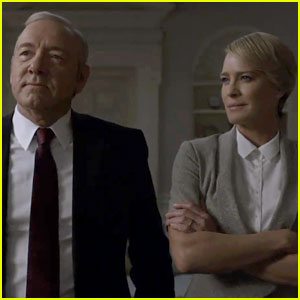 'House of Cards' Trailer Declares, 'One Nation Underwood'