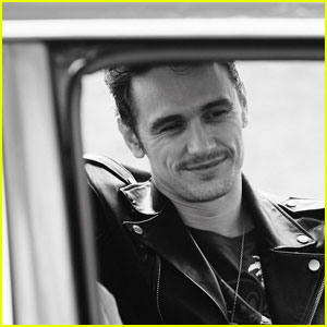 James Franco is the Face of Coach's New Fragrance For Men