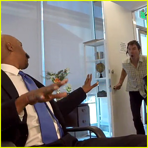 Jerry O'Connell Spoofs Steve Harvey's Memo to Employees with Jerry Minor & Funny or Die (Video)
