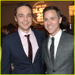 Jim Parsons & Todd...