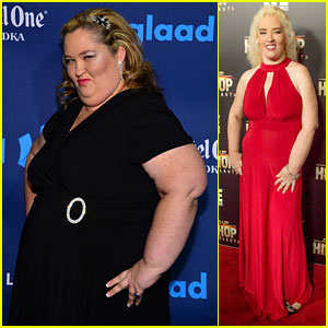 Reality Star June Shannon Shows Off 300 Pound Weight Loss on Red Carpet!