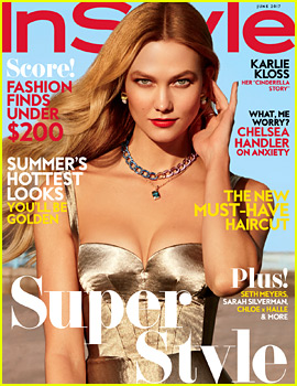 Karlie Kloss Wouldn't Rule Out Running for President!