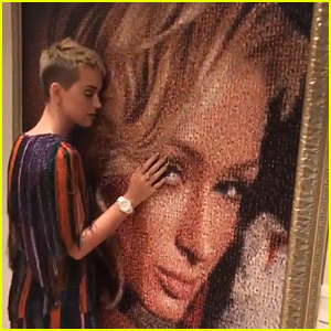 Katy Perry Toured Paris Hilton's Home & Posted Everything Online - Watch Now!