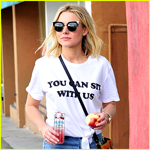Kristen Bell Is the Anti-Mean Girl in 'You Can Sit With Us' Shirt