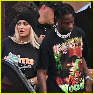 Did Kylie Jenner & Travis Scott Just Make It Official?