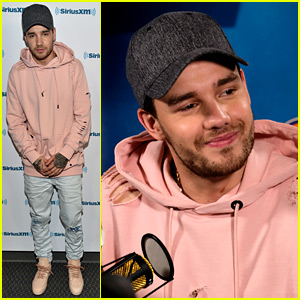 Liam Payne Promotes New Single with Radio Tour in L.A.!