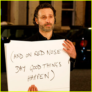 'Love Actually' Reunion Trailer Brings Back Andrew Lincoln's Cue Cards - Watch Now!