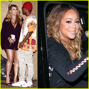 Mariah Carey Gets Treated to Sweet Mother's Day Dinner by Nick Cannon & Kids