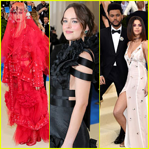 Met Gala 2017 - Full Carpet & Fashion Coverage!