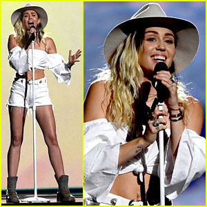 Miley Cyrus' Billboard Music Awards 2017 Performance Video - Watch Now!