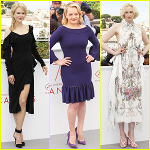 Nicole Kidman Joins Elisabeth Moss At 'Top Of The Lake: China Girl' Cannes Photo Call!