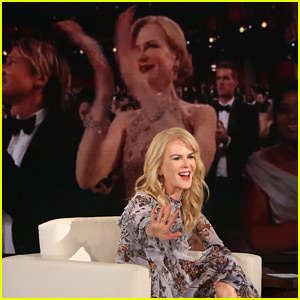 Nicole Kidman Proves She Really Knows How to Clap After Oscars Mishap - Watch Now!