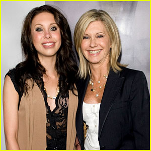 Olivia Newton-John's Daughter Chloe Lattanzi Speaks Out After Mom's Cancer Diagnosis
