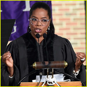 Oprah Winfrey Delivers Commencement Speech at Agnes Scott College‬‬: 'You're Nothing If You're Not the Truth'