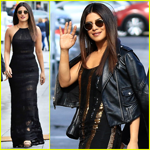 Priyanka Chopra Explians Why She Went To The Met Gala With Nick Jonas!