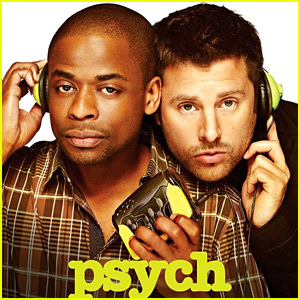 'Psych' Movie Confirmed, Dule Hill & James Roday to Reunite!