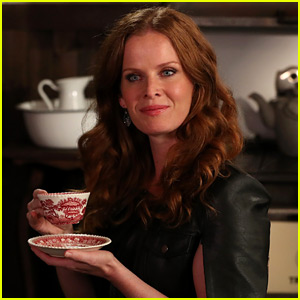 Rebecca Mader Leaving 'Once Upon a Time,' Says It's Not Her Decision