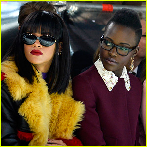 Rihanna & Lupita Nyong'o to Star in Movie Based on Viral Meme